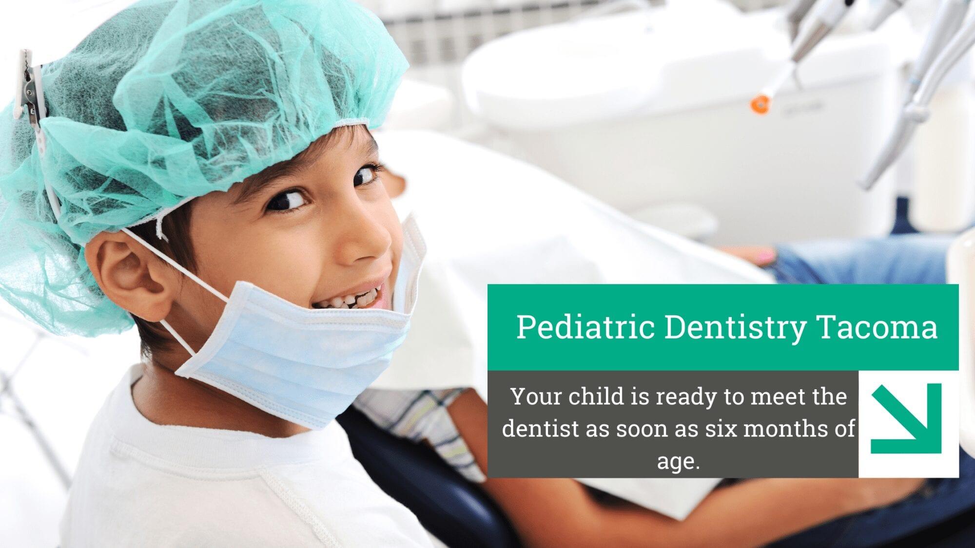 Pediatric Dentistry Tacoma
